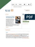 ICTJ World Report September 2011
