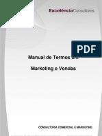Manual de Termos Em Marketing