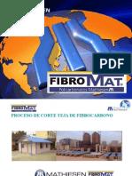 FIBROMAT PROCESO CORTE