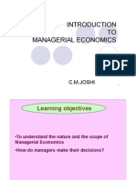 Microsoft Power Point - Managerial Economics [Compatibility Mode]