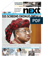 SSS ScreenS OkOnjO-Iweala