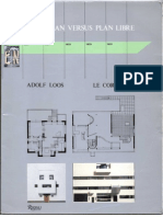 [Architecture eBook] Raumplan vs Plan Libre - Loos, Le Corbusier - StanG