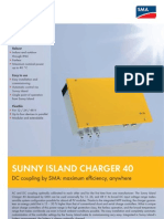Sunny Island Charger