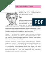 7. A neoterikus költők, Catullus