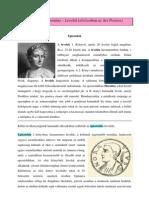 11. Horatius - Levelek (Ars Poetica)