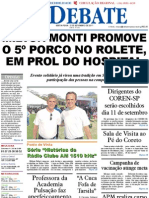 Jornal O Debate ed344