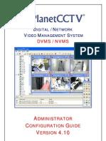 PlanetCCTV Configuration Guide Ver 4