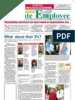 Washington State Employee, September 2011