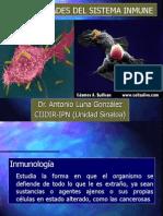 Clase I y II Introducción a la Immunología