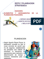 Diaposit. Plan. Financ