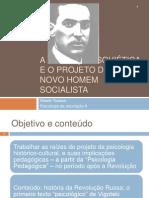 Aula - A educação soviética e o projeto de um novo h s