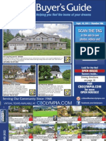 Coldwell Banker Olympia Real Estate Buyers Guide September 10th 2011