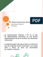 Espectroscopía Infrarroja