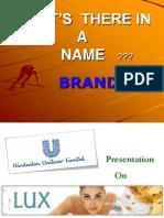 Product Brand Management - Apurve Patil