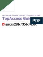 TopAccess Guide