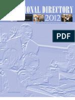 Utah 2011 Educational Directory