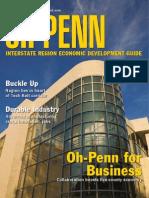 Oh-Penn Interstate Region Economic Development Guide 2011