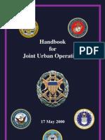 Joint MOUT Handbook
