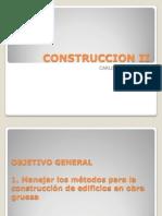 CONSTRUCCION II programa