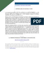 Corte Di Cassazione n 16738 2011