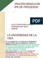 TRABAJO MAPA DE PROCESOS_JULIO_PEÑA