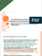 Mapa de Procesos Juan David Hernandez Castillo Grupo 226976_D