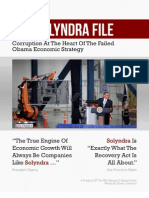 The Solyndra File