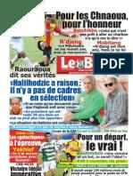 LE BUTEUR PDF du 10/09/2011