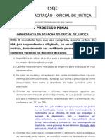 APOSTILA OFICIAL DE JUSTIÇA ESEJE TJPR