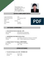 Curriculum Pgc