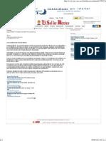 9-09-11 Urge cambiar el modelo de desarrollo económico