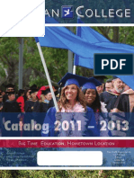 Gavilan College 2011-2013 Catalog