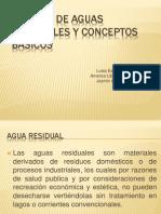 Fuentes de Aguas Residuales y Conceptos Basicos 2