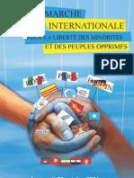 Dossier de Presse Marche Pour La Paix - 22-10-2011