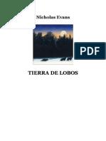 Evans Nicholas - Tierra de Lobos