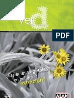 Verd 32 - ¿Especies vegetales en peligro de extinción?