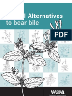 Finding Alternatives to Bear Bile