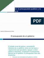 ma 2011 I Tema 11El Presupuesto Pblico y La Poltica Fiscal