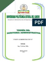 Materia Auditoria A