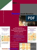 Flyer Fiestas Patrias 2008