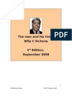 Selected Leadership Gems From Late Dr Levy Mwanawasa