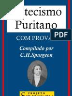 Livro eBook Catecismo Puritano Com Provas