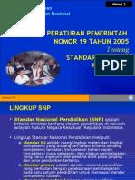 02. PP 19 Th. 2005 Standar Nasional Pendidikan