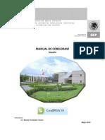 Manual Coreldrawx4