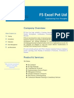 Profile Final F5 Excel