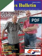 News Bulletin Volume 1-4 2011