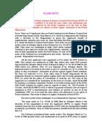 RTP - Service Benefits - Bombay HC