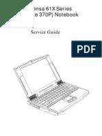 Acer Acernote 370p - Sc Sg II