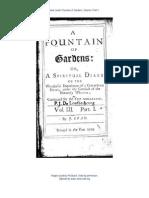 Jane Lead - A Fountain of Gardens, Vol. 3, Part 1