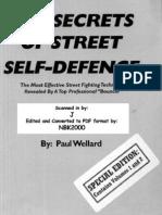 The Secrets of Street Self-Defence